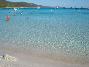 saharun strand dugi otok