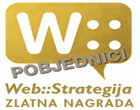 aranydíj web strategie
