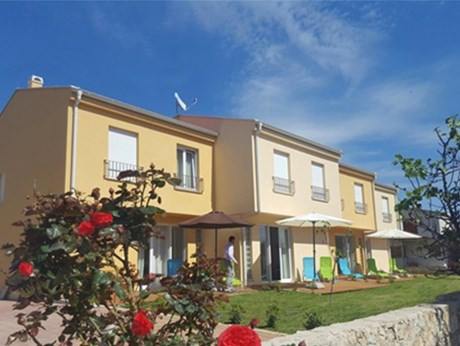 Apartmanok Giotto Holiday Houses, Nin